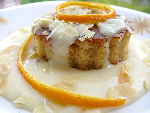Портокалов кейк