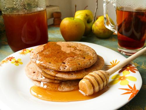Постни Pancakes