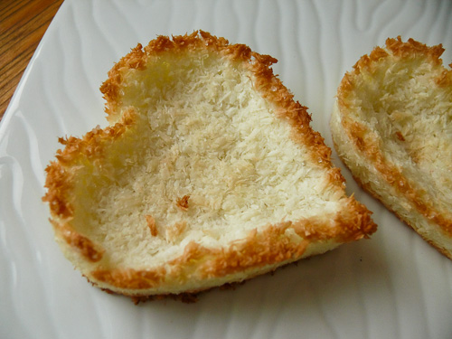 Изпечените кокосови тарталети