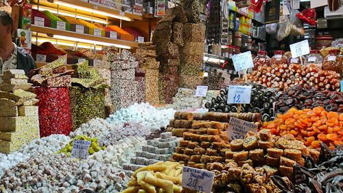 Египетският пазар в Истанбул