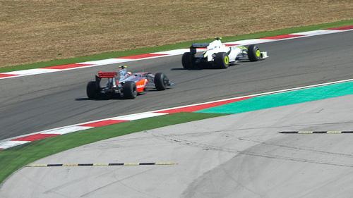 Формула 1 в Истанбул