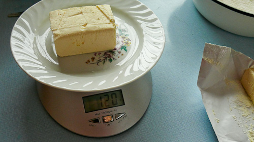 Измерване на продуктите