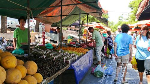 На пазар