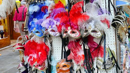 Маски за карнавал