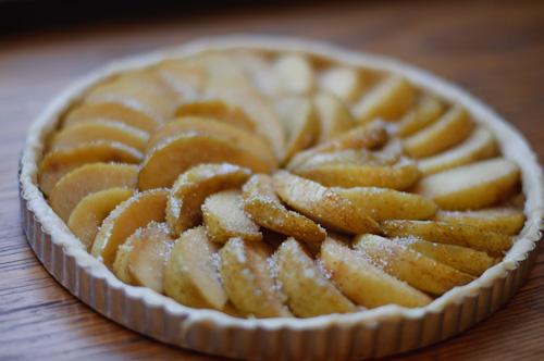 Милопита - гръцки ябълков пай