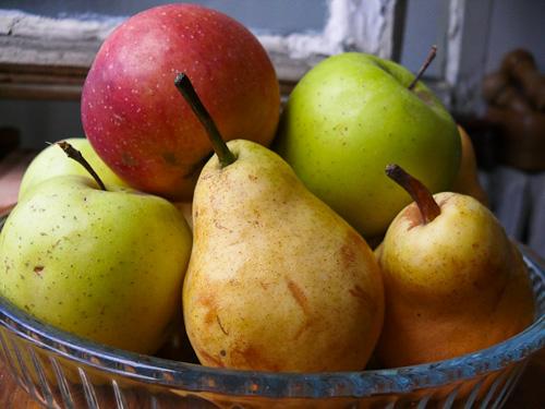 Есенни плодове