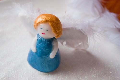 Захарен ангел