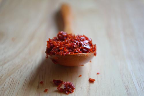 Турски лют пипер със зехтин
