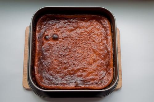 Опеченият и охладен чийз кейк