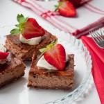 Шоколадов чийз кейк с Бомбардино