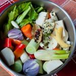 Как да си направя зеленчуков бульон
