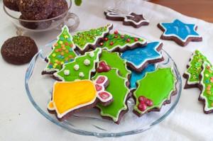 Какаови джинджифилови сладки