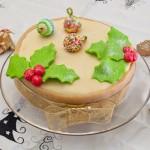 Коледен фруктов кейк