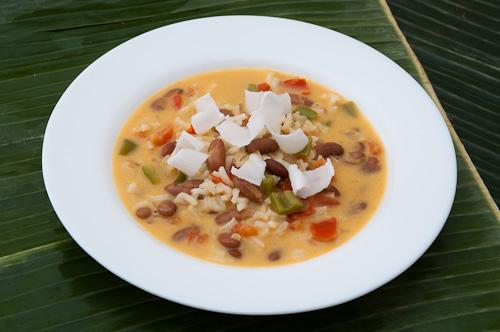 Бобена супа от Танзания