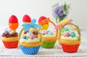 Великденски кошнички и гнезда