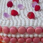 Вдъхновението от една френска сватбена торта