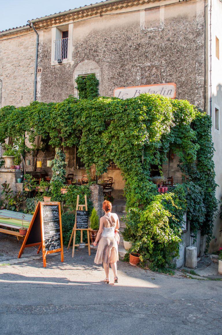 Семеен ресторант в Прованс
