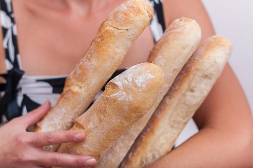 Класически френски хляб