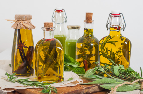 Как да си направя ароматно олио