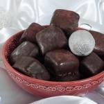 Очарователните шоколадови бонбони