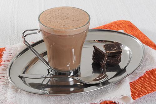 Топъл шоколад