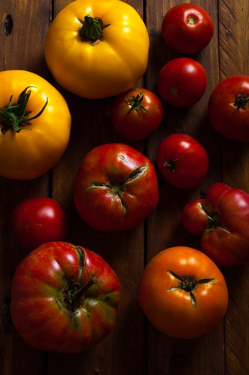 Есенни домати