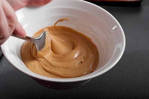 Шоколадът и солта се разбъркват