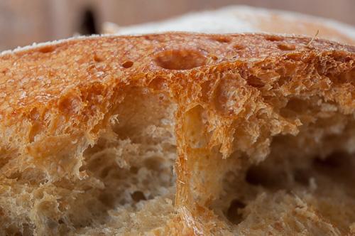 Багети от бяло брашно с квас
