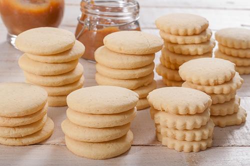 Охладените бисквити