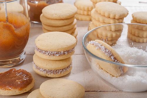 Слепване на бисквитите