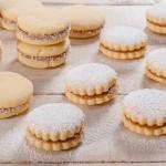 Алфахорес – аржентински маслени бисквити с дулсе де лече