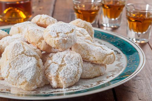 Ричарели – бадемови сладки от Сиена