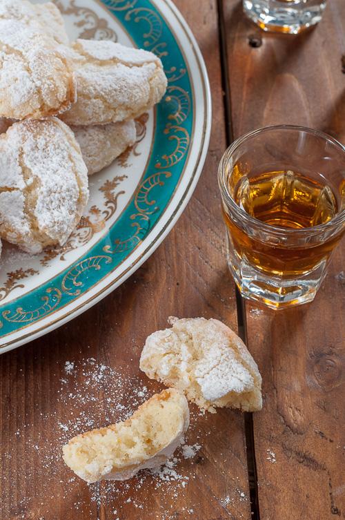 Ричиарели и вин санто