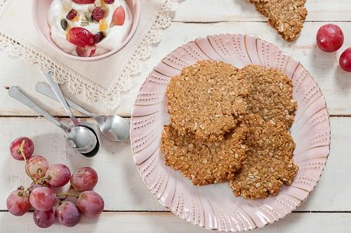 Овесени бисквити за закуска