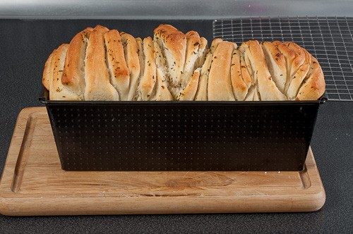 Изпеченият хляб