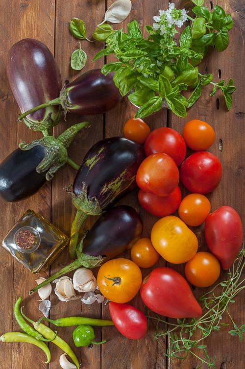 Летни зеленчуци и билки