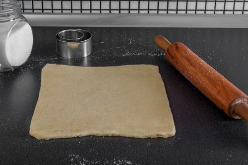 Разточване на тестото