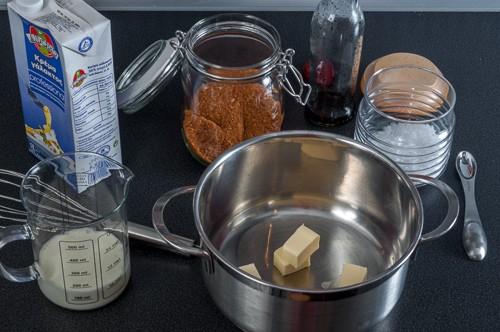 Продукти за карамеления сос