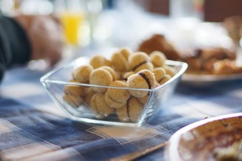 Италианските сладки Baci di Dama