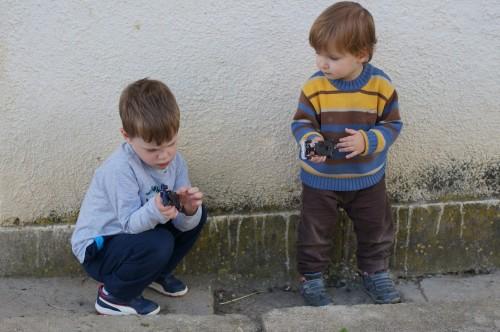 Игра на улицата