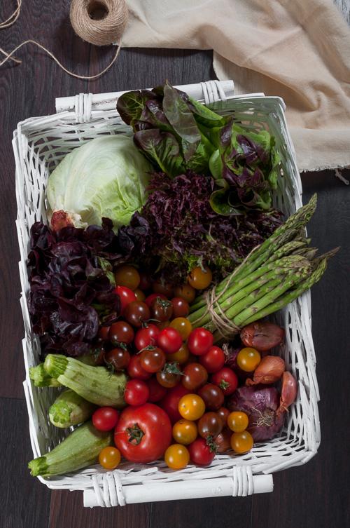 Летни зеленчуци