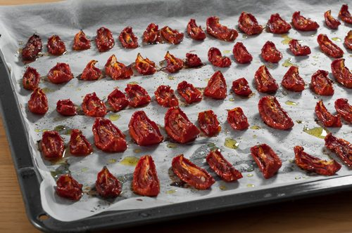 Изпечените домати