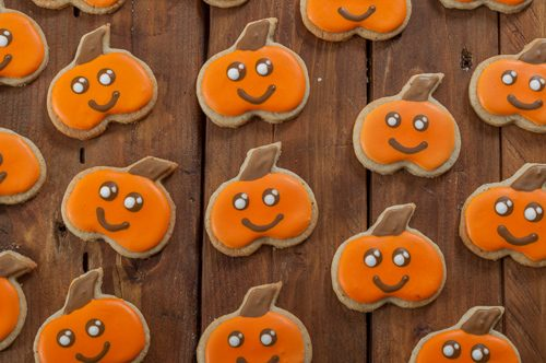 Бисквити тиква