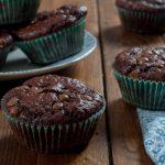 Двойно шоколадовите мъфини на Даниел и вариация за шоколадов кейк