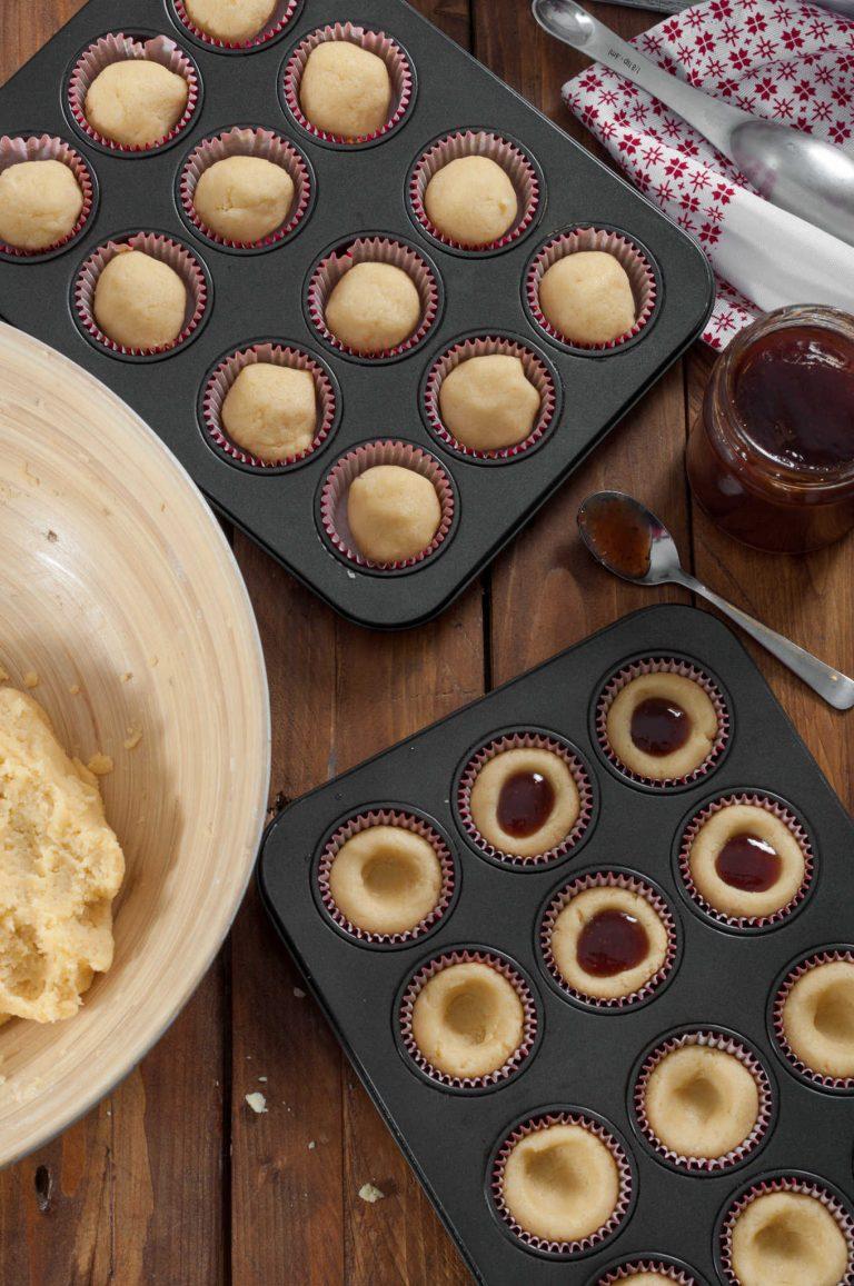 Приготвяне на шведски маслени сладки