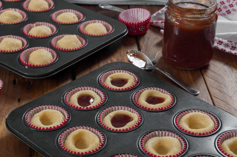 Приготвяне на вариант 2 на шведски маслени сладки