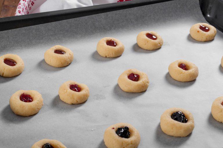 Приготвяне на вариант 1 на шведски маслени сладки