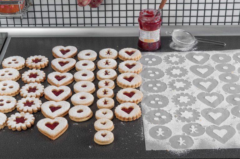 Слепените бисквити