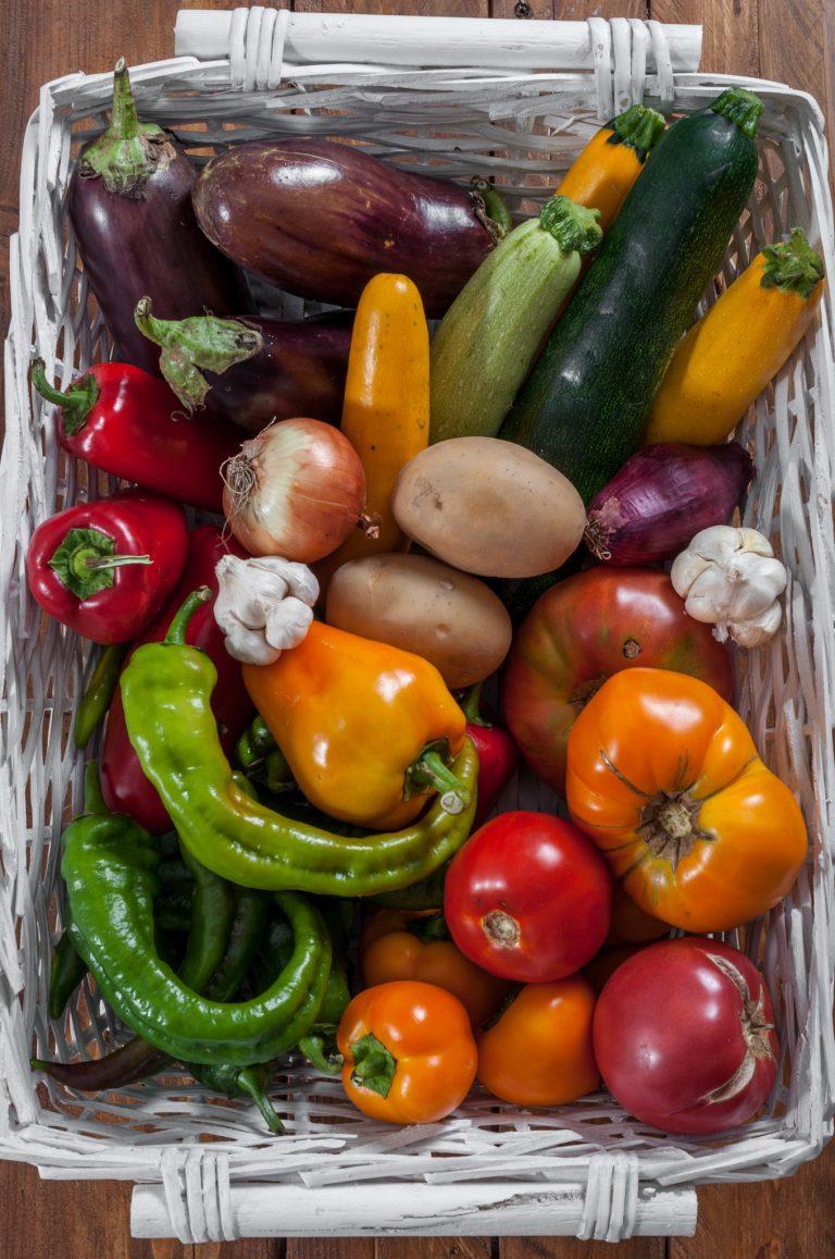 Есенни зеленчуци