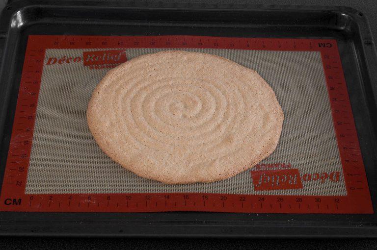 Изпечената платка дакоаз